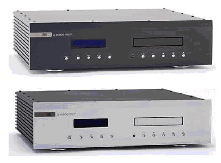 Musical Fidelity: M6CD