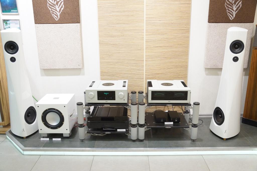 Тест усилителя мощности T+A A3000 HV и предусилителя T+A