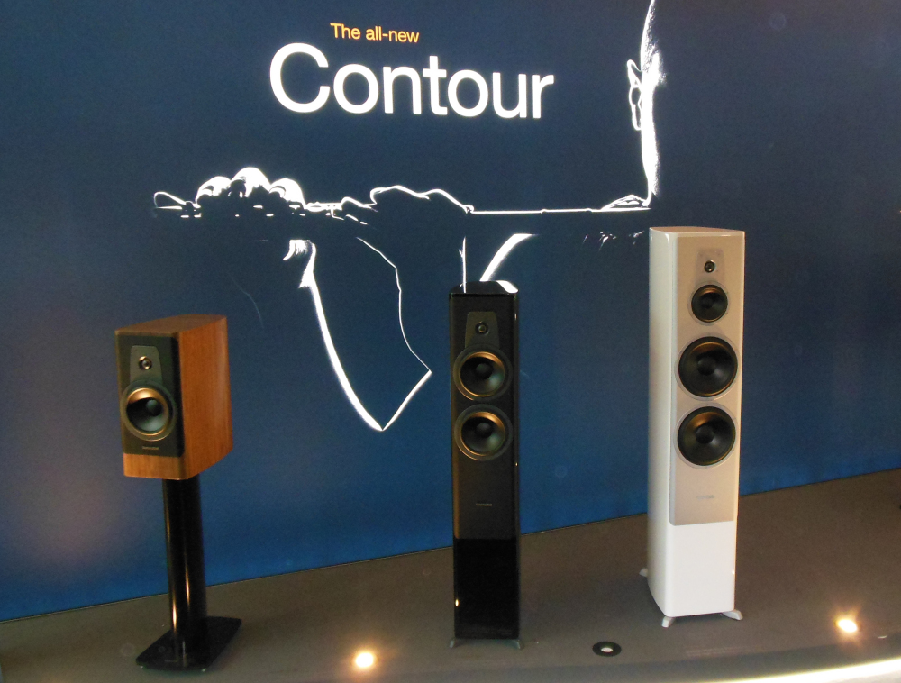 Dynaudio New Contour Stand at High-End Munich 2016